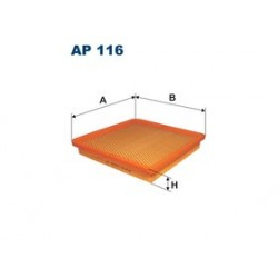 Vzduchový filter Filtron AP116