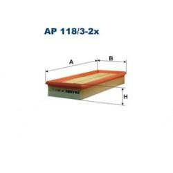 Vzduchový filter Filtron AP118/3-2X