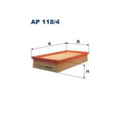 Vzduchový filter Filtron AP118/4