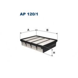 Vzduchový filter Filtron AP120/1