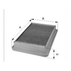 Vzduchový filter Filtron AP121/1