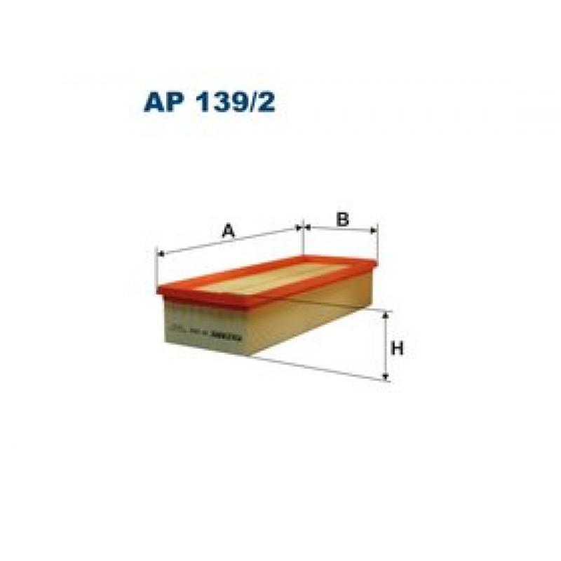 Vzduchový filter Filtron AP139/2