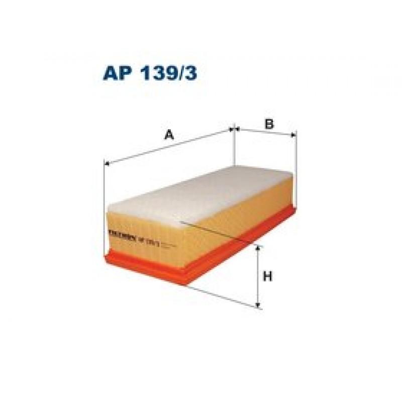 Vzduchový filter Filtron AP139/3