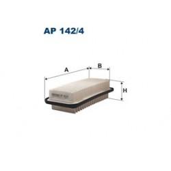 Vzduchový filter Filtron AP142/4