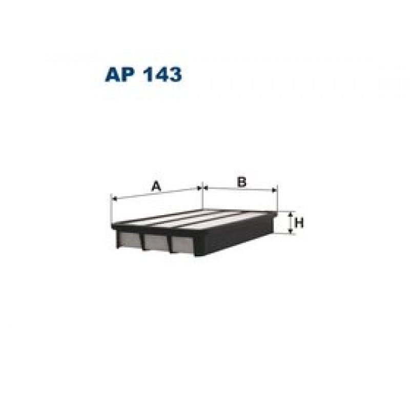 Vzduchový filter Filtron AP143