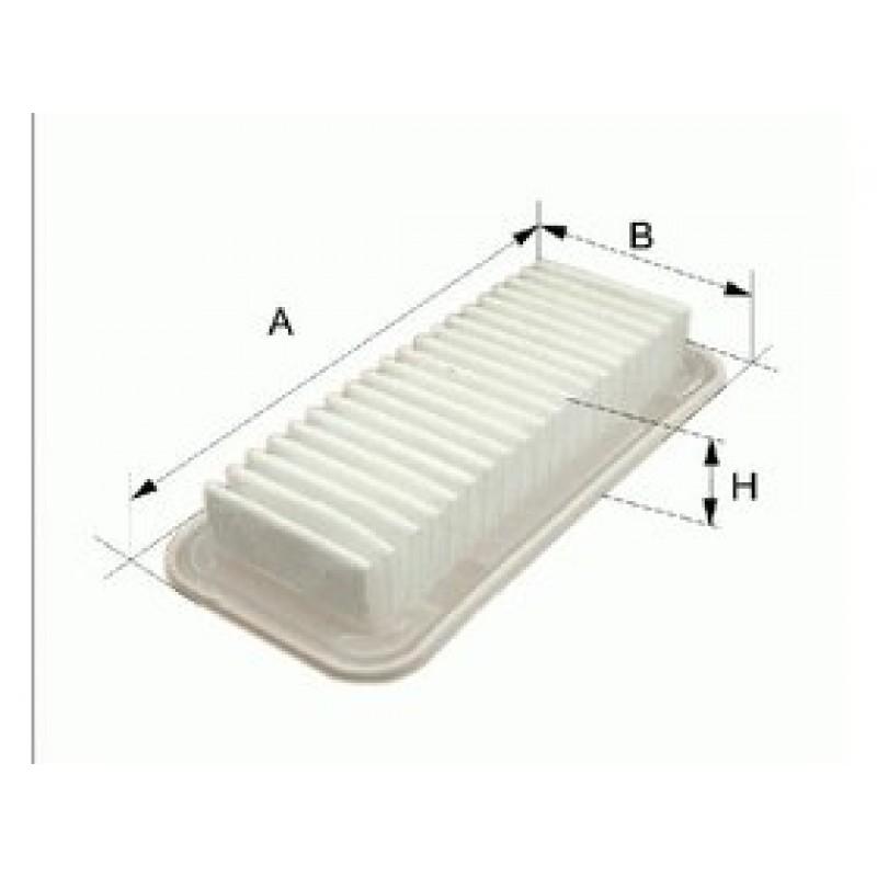 Vzduchový filter Filtron AP144/1