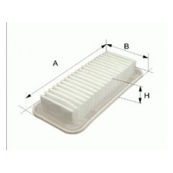 Vzduchový filter Filtron AP144/3