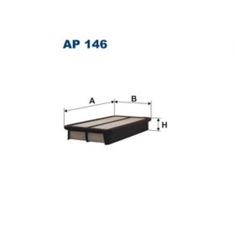 Vzduchový filter Filtron AP146