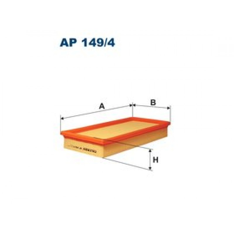 Vzduchový filter Filtron AP149/4