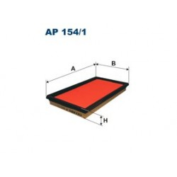 Vzduchový filter Filtron AP154/1