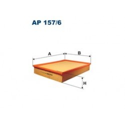 Vzduchový filter Filtron AP157/6