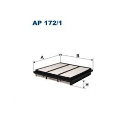 Vzduchový filter Filtron AP172/1