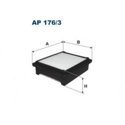 Vzduchový filter Filtron AP176/3