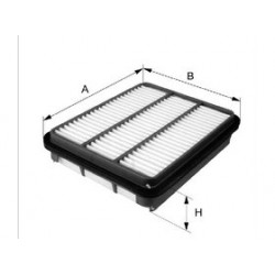 Vzduchový filter Filtron AP177/8