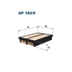 Vzduchový filter Filtron AP182/9