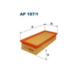 Vzduchový filter Filtron AP187/1