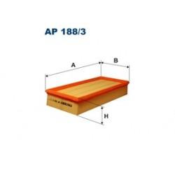 Vzduchový filter Filtron AP188/3