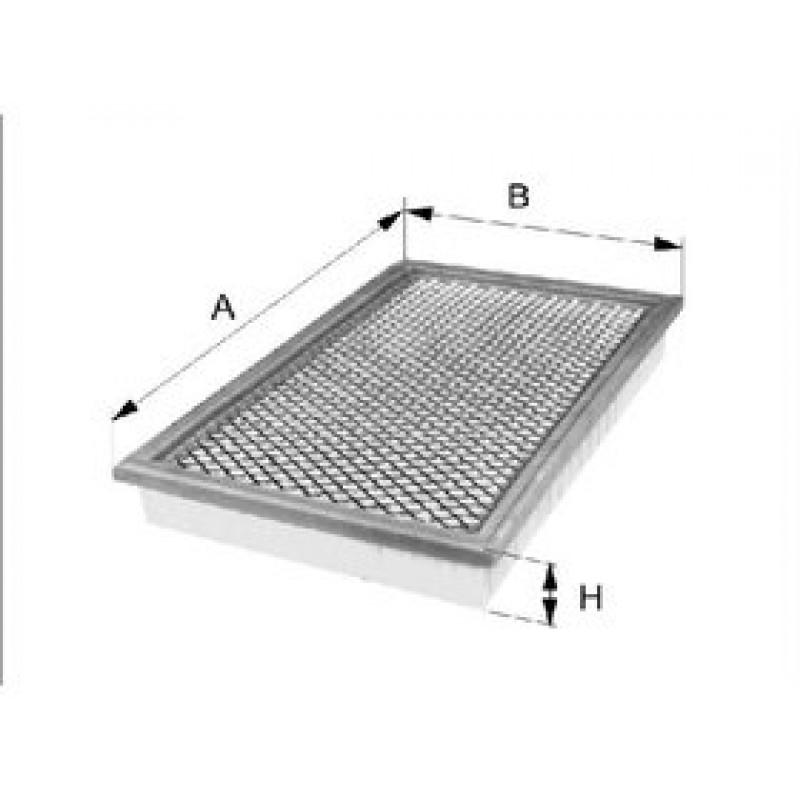 Vzduchový filter Filtron AP194/2