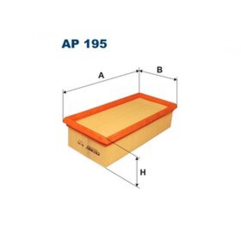 Vzduchový filter Filtron AP195
