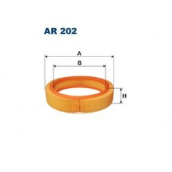Vzduchový filter Filtron AR202