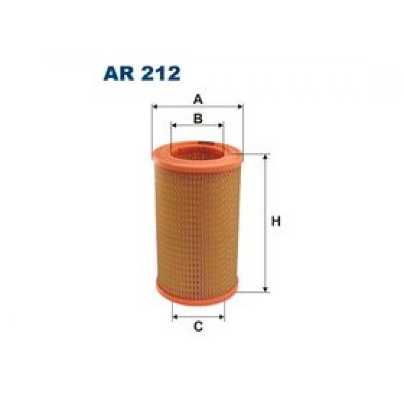 Vzduchový filter Filtron AR212