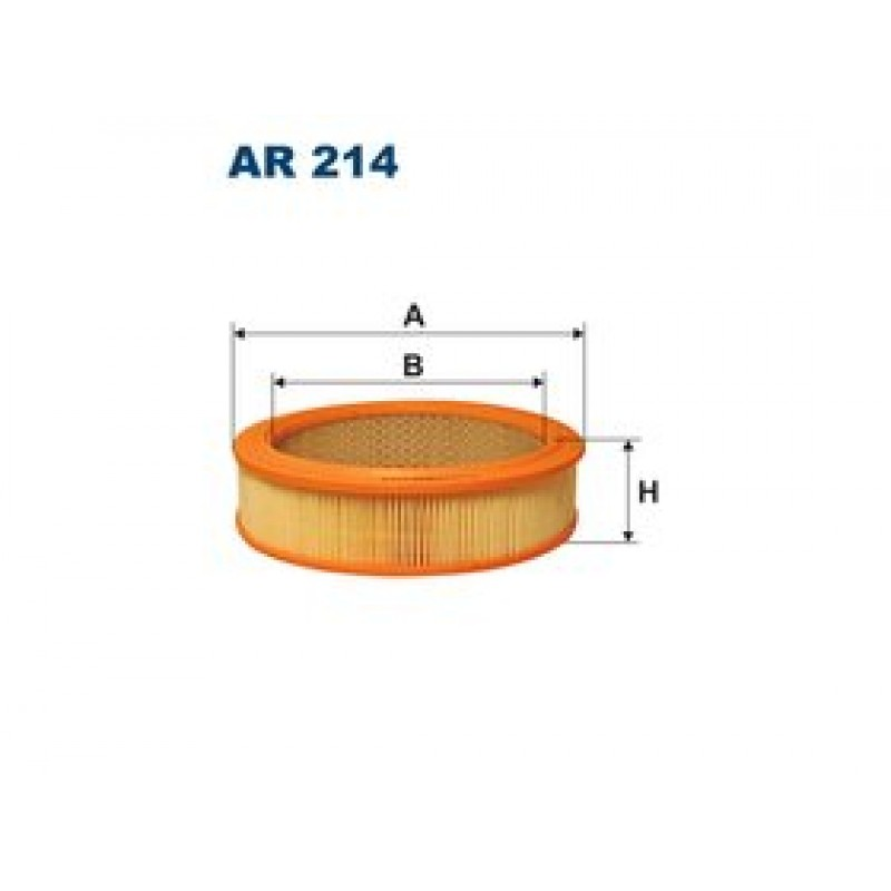 Vzduchový filter Filtron AR214