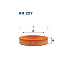 Vzduchový filter Filtron AR227