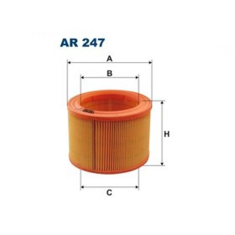 Vzduchový filter Filtron AR247