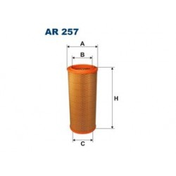 Vzduchový filter Filtron AR257