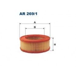 Vzduchový filter Filtron AR269/1