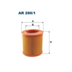 Vzduchový filter Filtron AR286/1