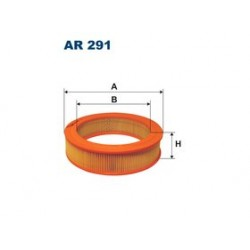 Vzduchový filter Filtron AR291