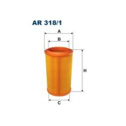Vzduchový filter Filtron AR318/1