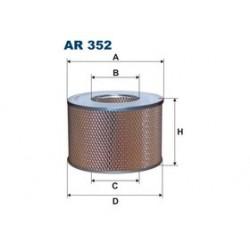 Vzduchový filter Filtron AR352