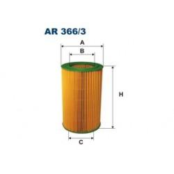 Vzduchový filter Filtron AR366/3