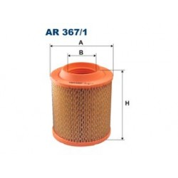 Vzduchový filter Filtron AR367/1