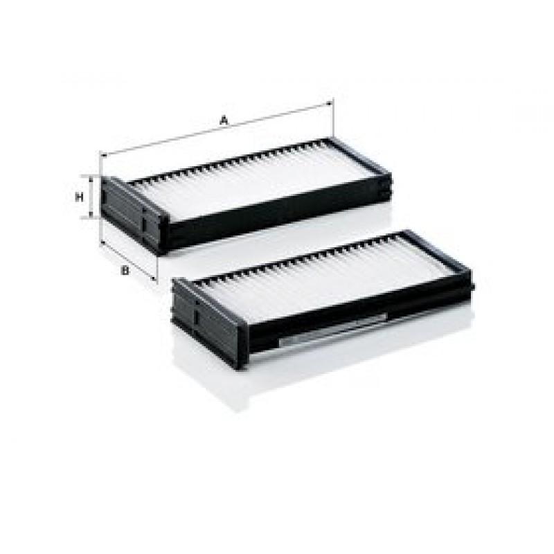 Kabinový filter Mann Filter CU 23 000-2