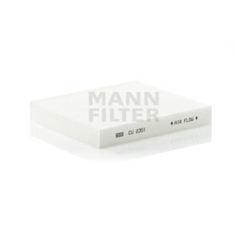 Kabinový filter Mann Filter CU 2351