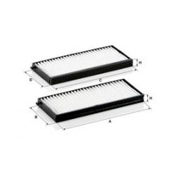 Kabinový filter Mann Filter CU 26 000-2