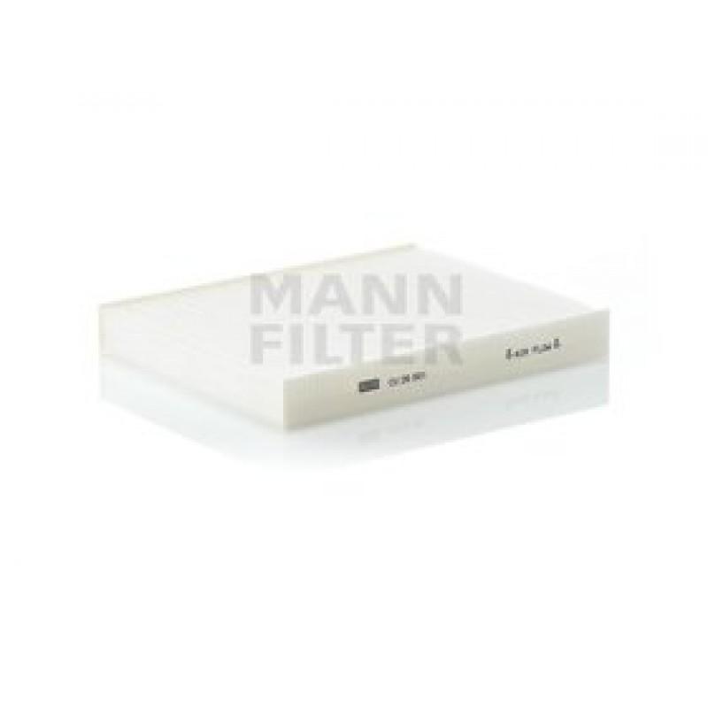 Kabinový filter Mann Filter CU 26 001
