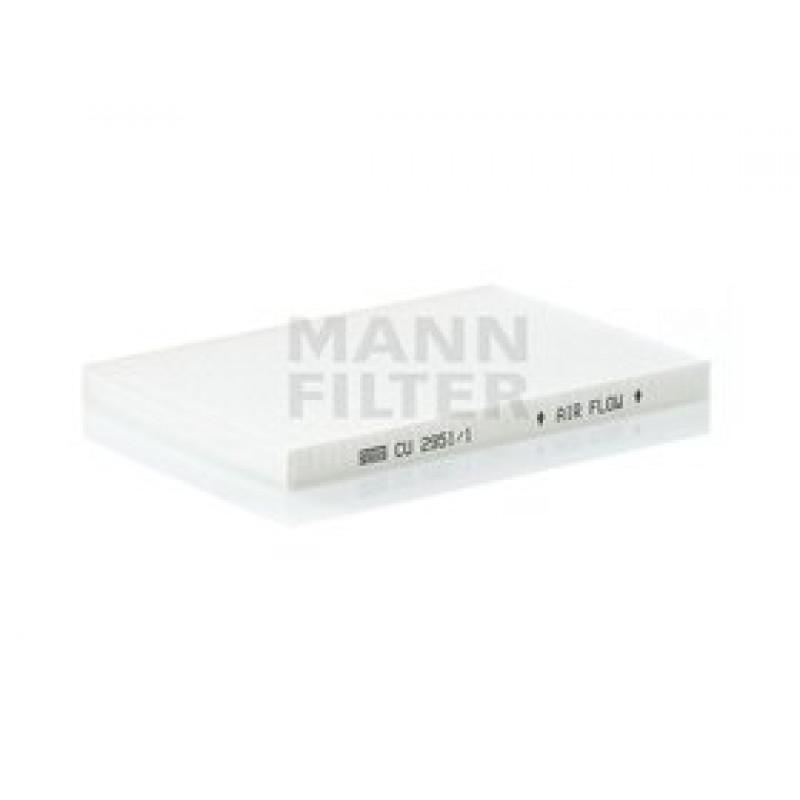 Kabinový filter Mann Filter CU 2951/1