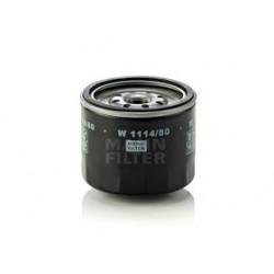 Olejový filter Mann Filter W 1114/80