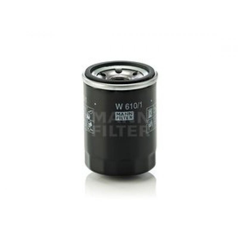 Olejový filter Mann Filter W 610/1