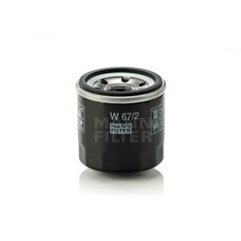 Olejový filter Mann Filter W 67/2
