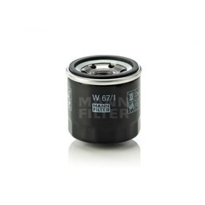 Olejový filter Mann Filter W 67