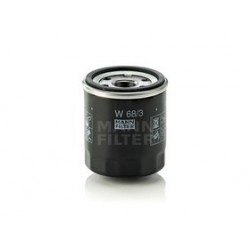 Olejový filter Mann Filter W 68/3