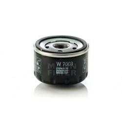 Olejový filter Mann Filter W 7003
