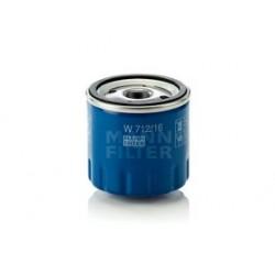Olejový filter Mann Filter W 712/16