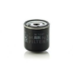Olejový filter Mann Filter W 712/21