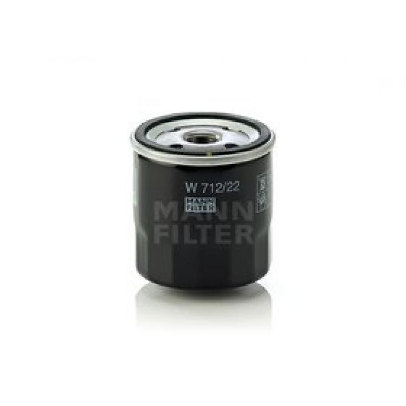 Olejový filter Mann Filter W 712/22